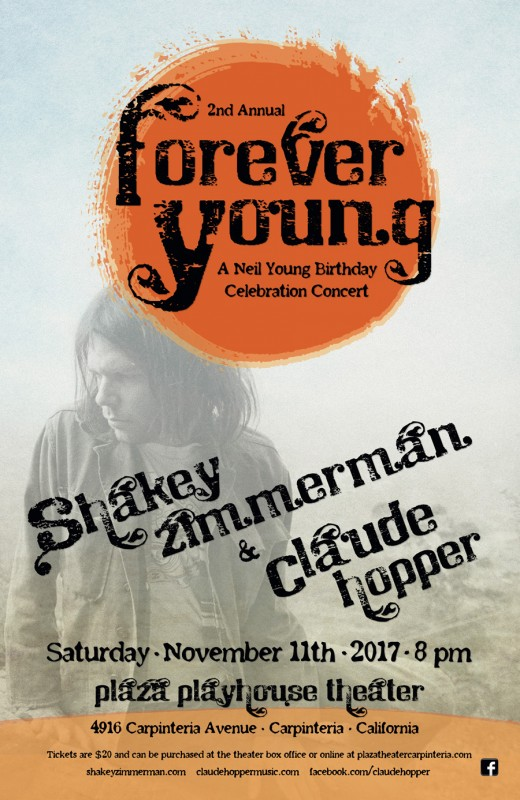 2Nd Annual Forever Young Concert